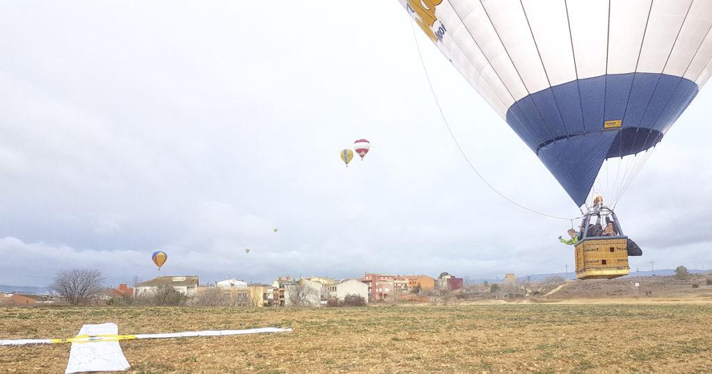 Copa Igualada 2017 - Ultramagic Balloons - Ballooning